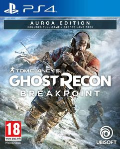 Tom Clancys Ghost Recon: Breakpoint /Auroa Edition/ (Bazar/ PS4)