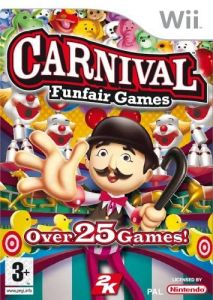 Carnival: Fun Fair Games (Bazar/ Wii)