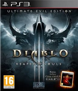 Diablo 3: Reaper of Souls /Ultimate Evil Edition/ (Bazar/ PS3) - CZ