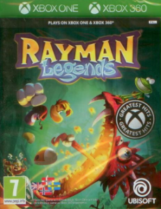 Rayman Legends (Xbox One/ Xbox 360)