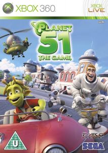 Planet 51 The Game (Bazar/ Xbox 360)