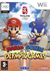 Mario and Sonic: At the Olympic Games (Bazar/ Wii)