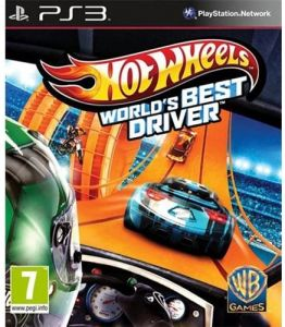 Hot Wheels: Worlds Best Driver (PS3)