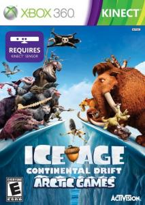 Ice Age 4: Continental Drift (Xbox 360)