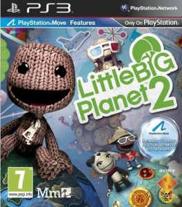 Little Big Planet 2 (PS3 - Move)