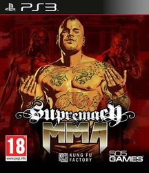 Supremacy MMA (Bazar/ PS3)