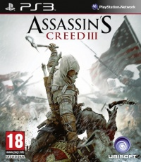 Assassins Creed 3 (PS3) - CZ