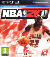 NBA 2K11 (PS3 - Move)