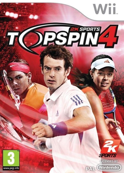 Top Spin 4 (Bazar/ Wii)