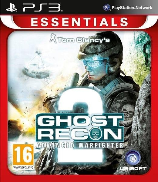 Tom Clancys Ghost Recon Advanced Warfighter 2 (PS3)