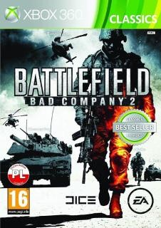 Battlefield: Bad Company 2 CZ (Xbox 360)