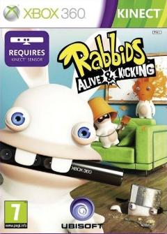 Raving Rabbids: Alive and Kicking (Xbox 360 - Kinect)