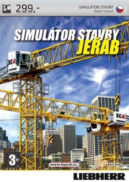 Simulátor stavby: Jeřáb CZ (PC) - Výprodej
