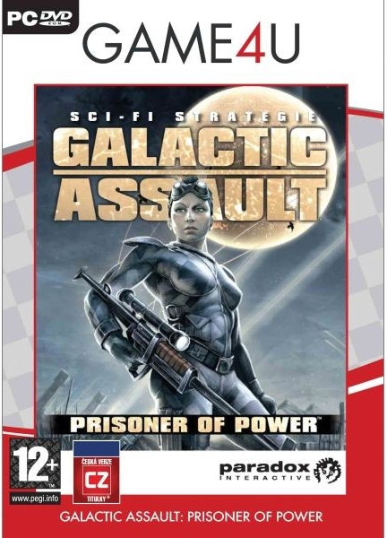 Galactic Assault: Prisoner of Power CZ (PC) - Výprodej