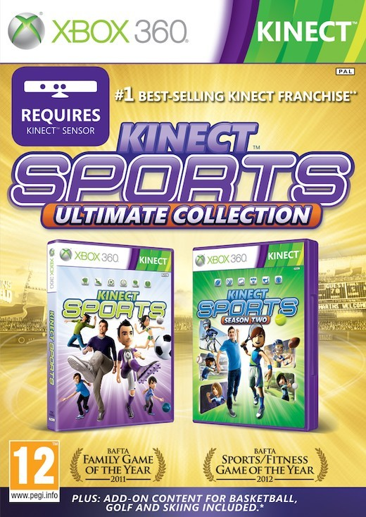 Kinect Sports Ultimate Collection (Xbox 360 - Kinect) - PL