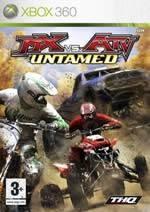 MX vs ATV Untamed (Bazar/ Xbox 360)