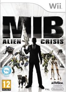Men in Black 3 (Bazar/ Wii)