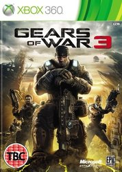 Gears of War 3 (Bazar/ Xbox 360)