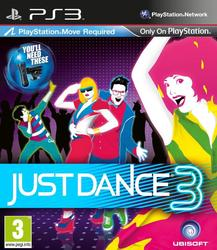 Just Dance 3 /Special Edition/ (Bazar/ PS3 - Move)