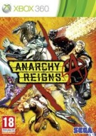 Anarchy Reigns (Bazar/ Xbox 360)