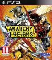 Anarchy Reigns (Bazar/ PS3)