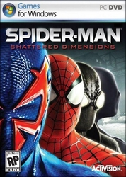 Spider-Man: Shattered Dimensions (PC )