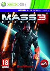 Mass Effect 3 (Bazar/ Xbox 360)