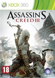 Assassins Creed 3 (Bazar/ Xbox 360)