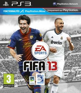 FIFA 13 (Bazar/ PS3 - Move)