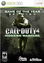 Call Of Duty 4: Modern Warfare /GOTY/ (Bazar/ Xbox 360)