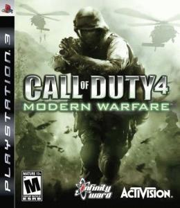 Call Of Duty 4: Modern Warfare (Bazar/ PS3)