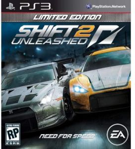 Need For Speed Shift 2 Unleashed (PS3)