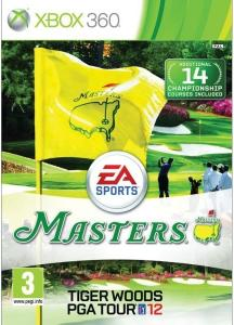 Tiger Woods PGA Tour 12: The Masters (Bazar/ Xbox 360)