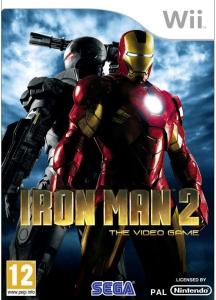 Iron Man 2 (Bazar/ Wii)