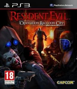 Resident Evil Operation Racoon City (Bazar/ PS3)