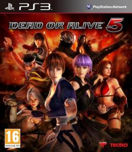 Dead or Alive 5 (Bazar/ PS3)