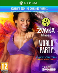 Zumba Fitness World Party (Xbox One - Kinect) - FR