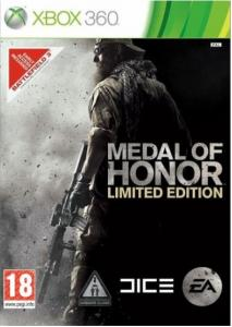 Medal of Honor - Limited Edition (Bazar/ Xbox 360)