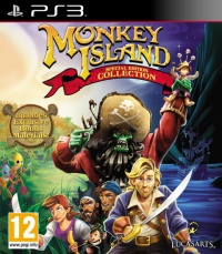 Monkey Island: Special Edition Collection (Bazar/ PS3)
