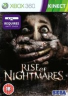 Rise of Nightmares (Bazar/ Xbox 360 - Kinect)