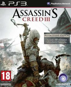 Assassins Creed 3 (Bazar/ PS3)