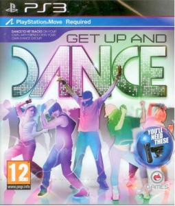 Get Up and Dance (Bazar/ PS3 - Move)