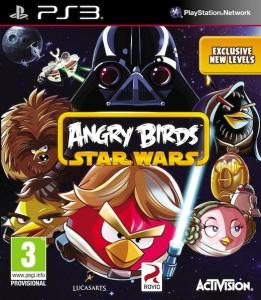 Angry Birds Star Wars (Bazar/ PS3 - Move)