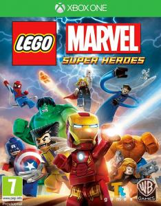 LEGO Marvel Super Heroes (Bazar/ Xbox One)