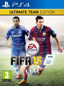 FIFA 15 /Ultimate Team Edition/ (Bazar/ PS4)