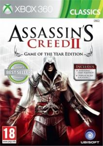 Assassins Creed II Game of the Year Edition /Assassins Creed 2/ (Bazar/ Xbox 360)