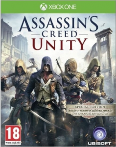 Assassins Creed: Unity /Special Edition/ (Bazar/ Xbox One)