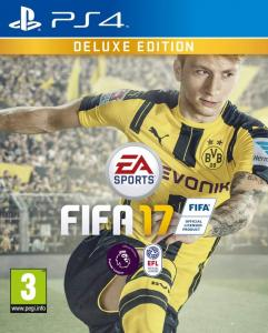 FIFA 17 /Deluxe Edition/ (Bazar/ PS4)