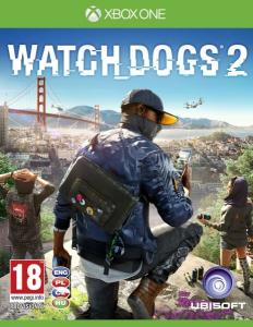 Watch Dogs 2 (Xbox One) - CZ