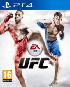 EA Sports UFC (Bazar/ PS4)